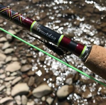 Troutdog caught some fish on the Blackfoot River!